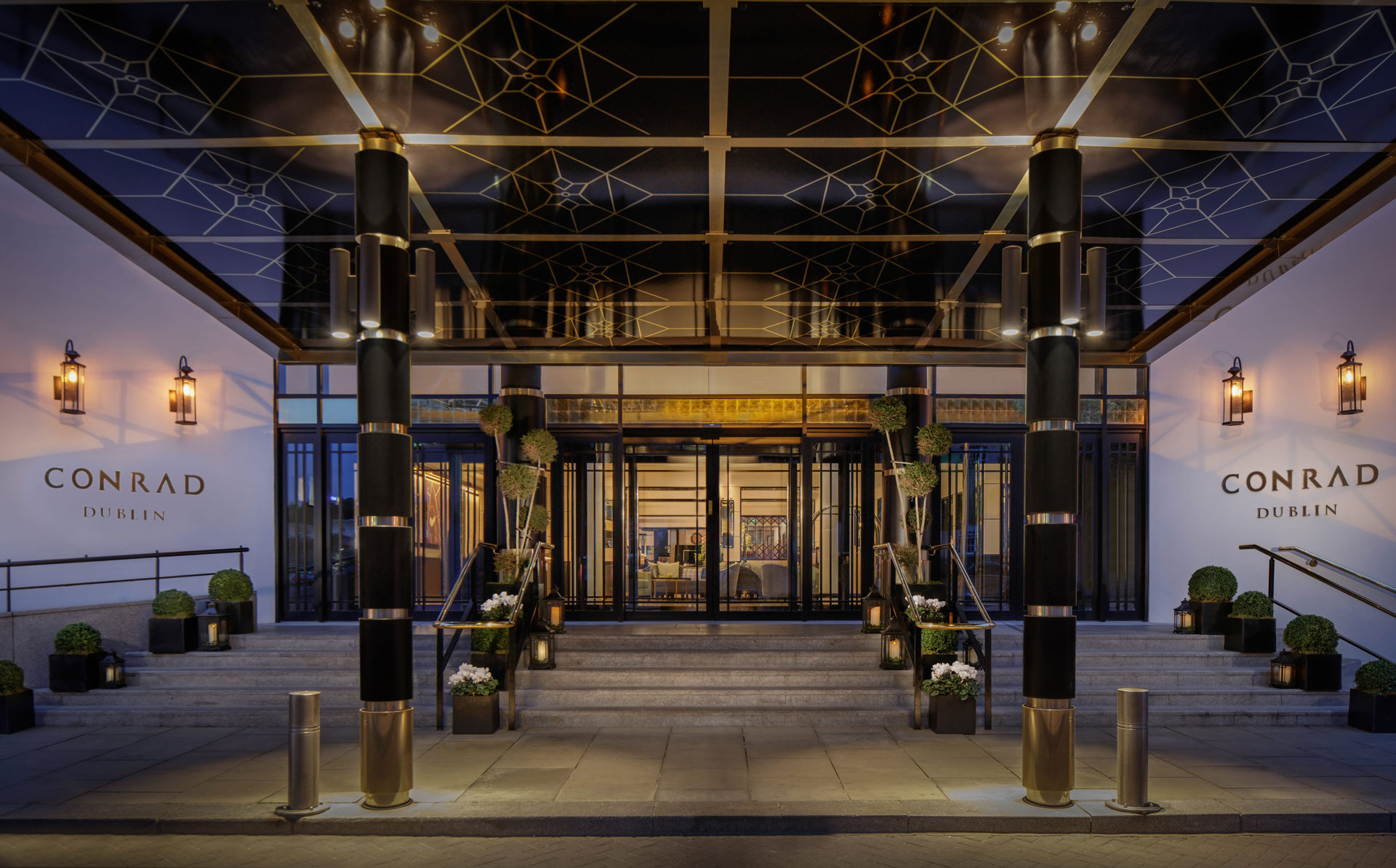 Nothing but the best for the luxury flagship of Hilton in Europe