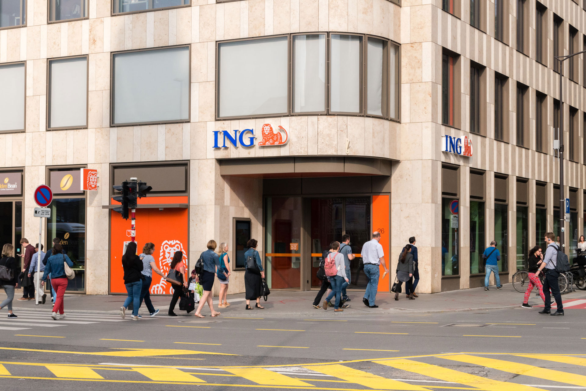 ING Bank chooses Astreea® to be their solution for protecting their customers