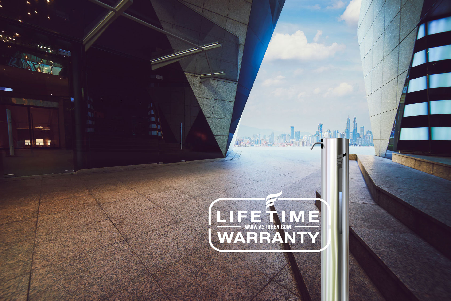 Lifetime Warranty. Because we trust our stainless steel. Our technology. Our people.
