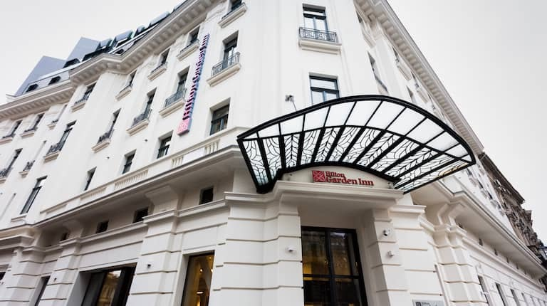 Traveling looks different now, but Hilton's Garden Inn experience remains magical; Astreea® is proudly securing its European chain of hotels