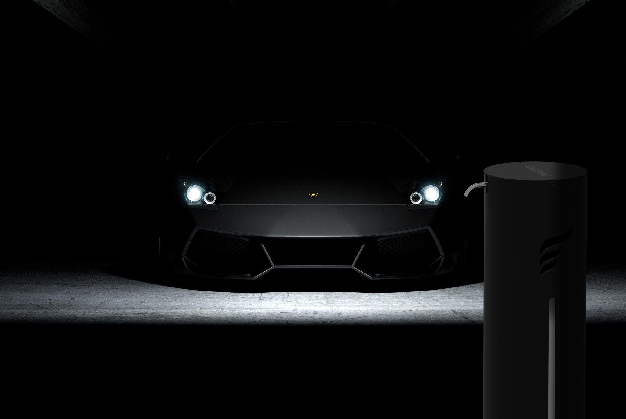 Safety first, beauty after. First Lamborghini dealer got Astreea to safeguard their facility.