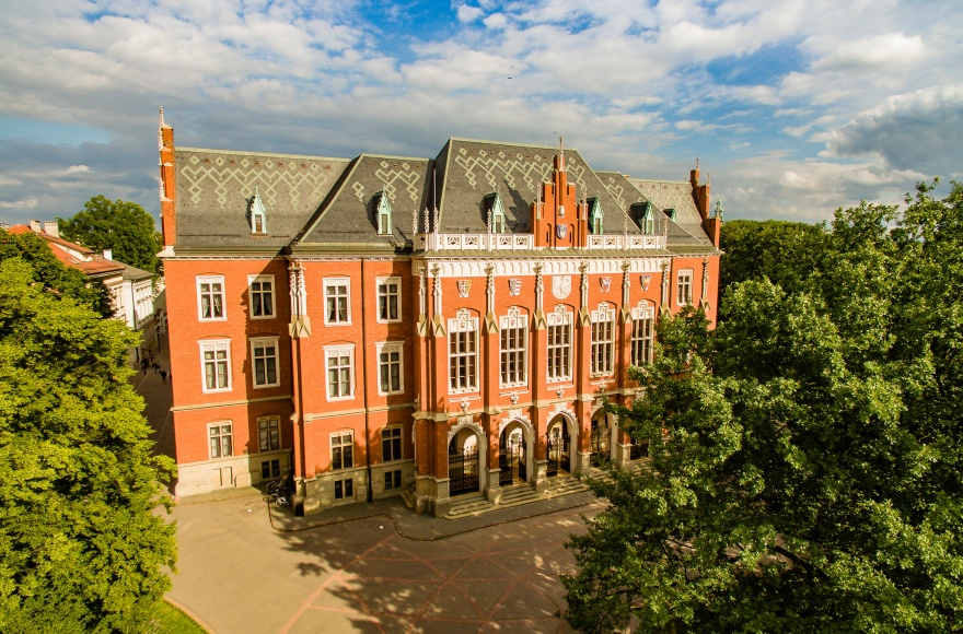 Jagiellonian University is the best in Poland. And Astreea's helping their international talent focus on learning.