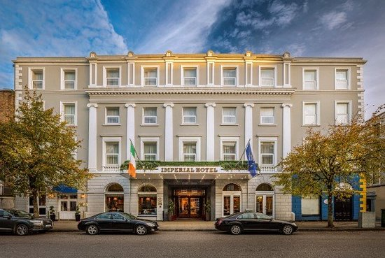 Leprechauns may not be real, but this is: Astreea's Gold edition is the treasure in Cork City's Imperial Hotel.
