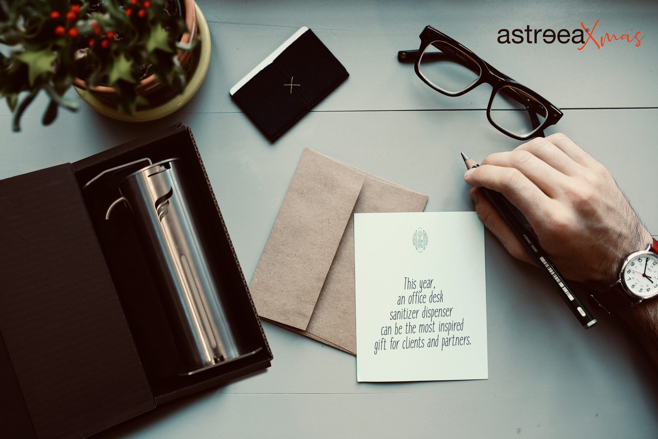 This Christmas, give the gift of care with Astreea