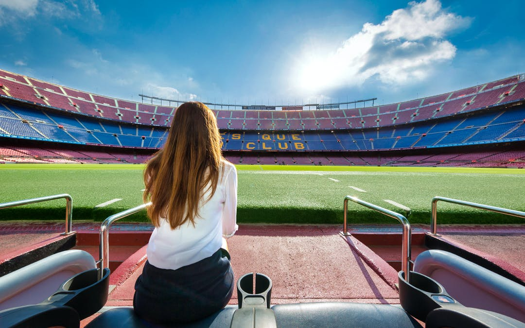 Astreea now guards FC Barça's home; Camp Nou is open for visits!
