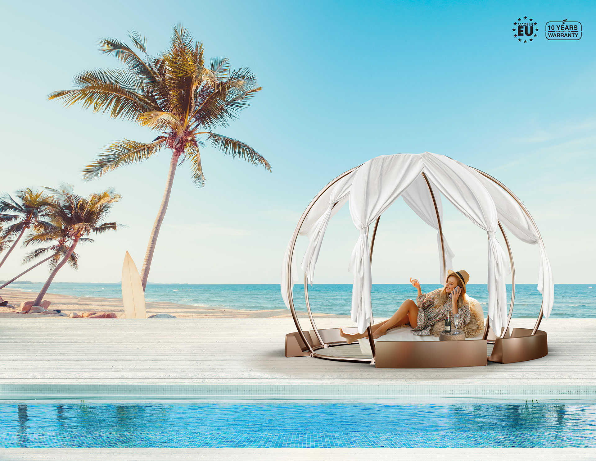 Introducing the Astreea Igloo accessories – built around safety and comfort