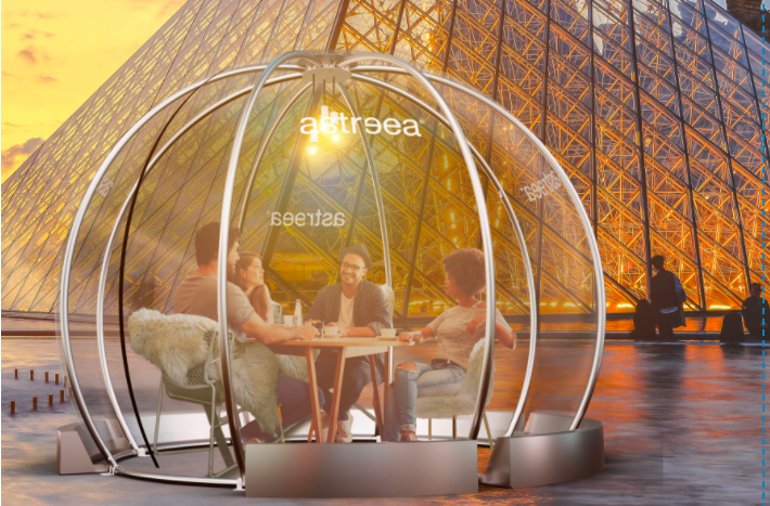 There are 5,000 Astreea Igloos out there – and this is only the beginning!