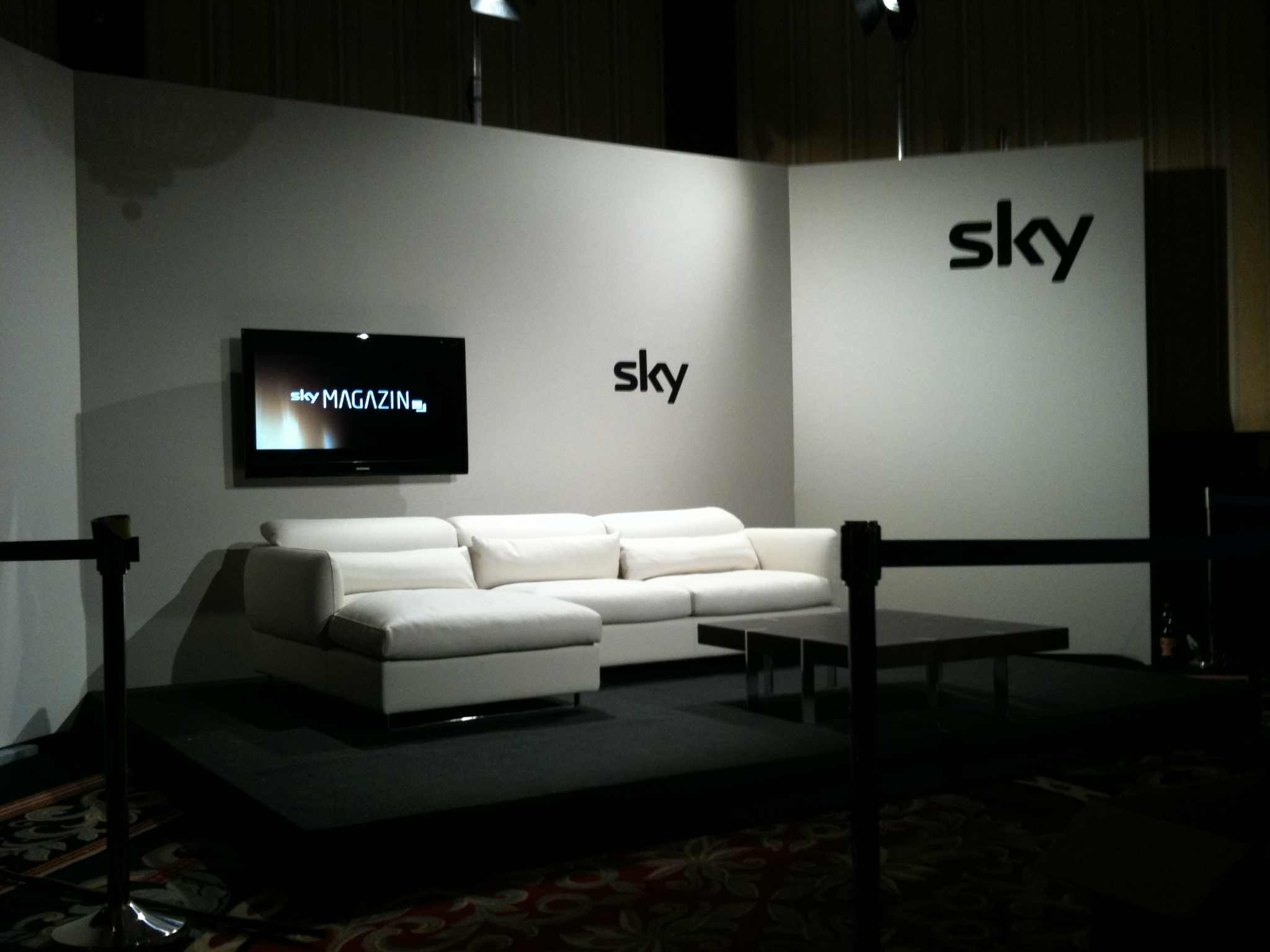 The sky really is the limit for the amazing team at Sky!